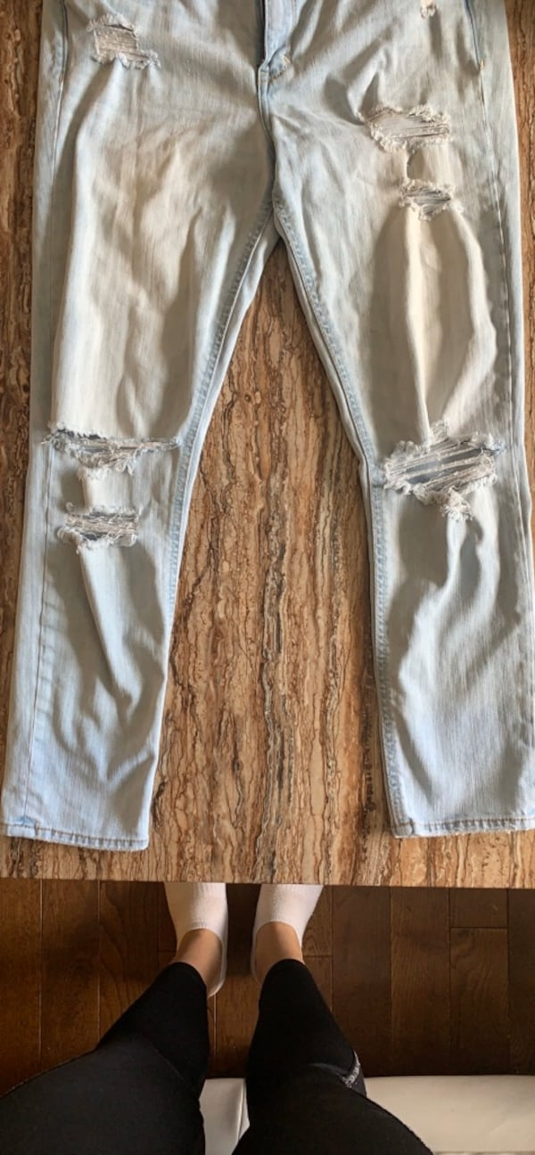 Abercombie & Fitch jeans size 8 3