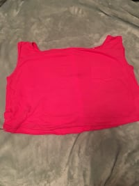TNA size small crop top