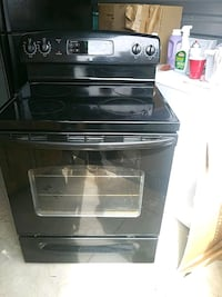 black and gray induction range oven Oxon Hill, 20745