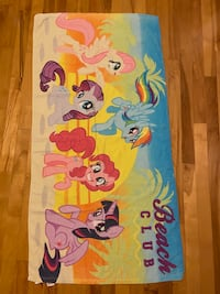 Beach towel kids
