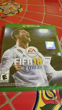 EA Sports FIFA 15 Xbox One game case Trenton, 08610