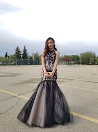 Mermaid Grad Dress Edmonton, T6C