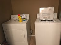 Washer and dryer  Lake Charles, 70607