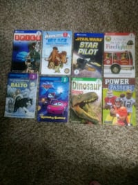 six assorted Sony PS3 game cases Webb City, 64870
