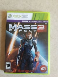 Mass Effect 3 Xbox 360 Barrie, L4M 7J9