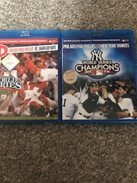 MLB Baseball Documentaries Bluray Châteauguay, J6J