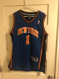 NBA New York jersey size large Edmonton, T6T 0X6