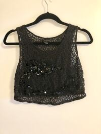 Lace crop top Toronto, M1S 0L3