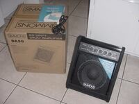 Simmons DA50 monitor/ Drum amp etc. Coral Springs