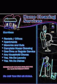 House cleaning Sioux Falls, 57104