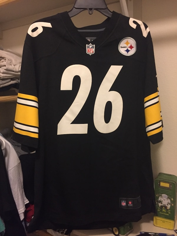 finest selection f7748 5a1a1 NFL Steelers Jersey