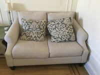 Raymour and Flanagan Loveseat Larchmont, 10538