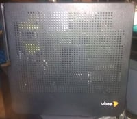 Ubee cable modem DVW326