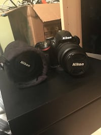 Nikon D3200 with 18-55 mm lens and 55-200mm lens and bag included Woodbridge, 22192