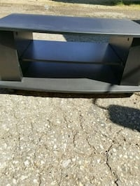 Black TV stand  Lawrence, 66049