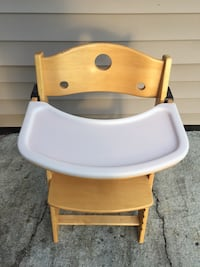 Keekaroo High Chair Franklin, 37064
