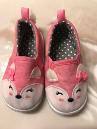 Baby girl shoes size 5 Stockton, 95205