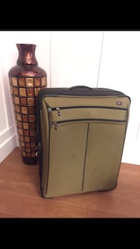 black and gray travel luggage Surrey, V3S 9N6