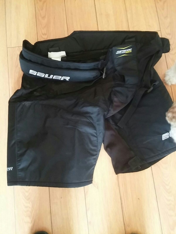 e746aee9f27 Used Bauer supreme totalone mx3 hockey pant shell for sale in Mississauga -  letgo