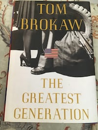 The greatest generation in hard cover