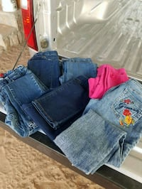 girls Jean's size 14/15 Las Cruces, 88012