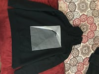 black and white Nike pullover hoodie San Diego, 92105