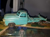 teal utility truck die-cast scale model Gaithersburg, 20879