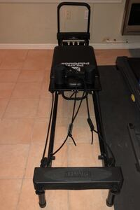 NEGOTIABLE Performer Pilates exercise machine.Great total body workout