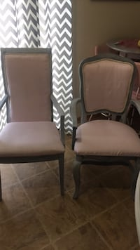 Louis style upholstered chairs Centerburg, 43011