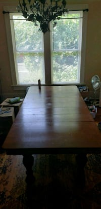 1800's 5 leaf dining room table has all original w Macon, 31216