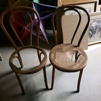 4 Bent Wood Chairs Lancaster, 17601