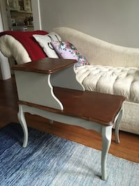 Antique side table refinished Calgary, T2H 0G4