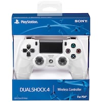 Brand New Play station 4 wireless controller white Springfield