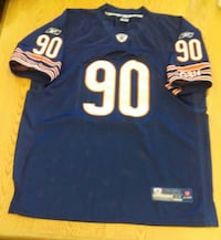 Chicago Bears Julius Peppers Jersey Size 54 Chicago, 60629