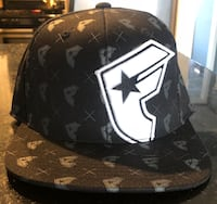 Famous Stars and Straps fitted cap Los Angeles, 90028