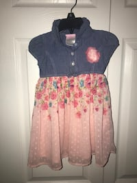 Girls dress size 3t in excellent condition Alexandria, 22310