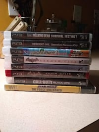 PS3 games Charlotte