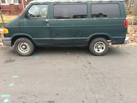 2000 Dodge Ram Van 1500 CONVERSION SWB Temple Hills