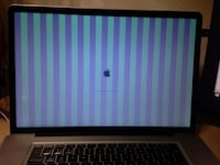 """Macbook Pro 2011 to 2013 15"""" Repair Service for the FAILED GRAPHIC CARD"""