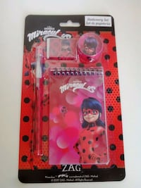 Set 4 la lady bug miracolous  Rosolini, 96019