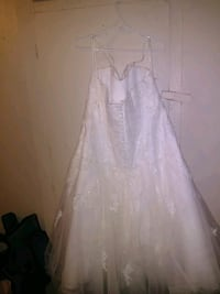 wedding dress Abbeville, 70510