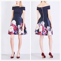 Ted baker Navy nersi blushing bouquet Richmond Hill, L4C 8Y1