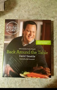 Back Around The Table Cook In Original Packaging  Puyallup, 98373