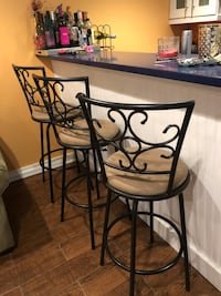 Bar chairs (3 for $40) Montgomery Village, 20886