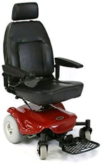 Shoprider Streamer Sport Rear-Wheel Drive Powercha Metairie, 70006