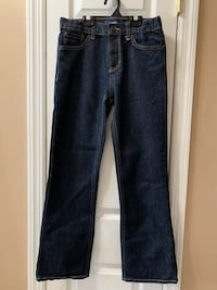 Old Navy Boys Loose BootCut Denim Jeans Size 12R Medford, 11763