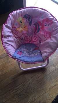 My Little Pony Folding Butterfly Lounge Chair- Childrens Hyattsville, 20782
