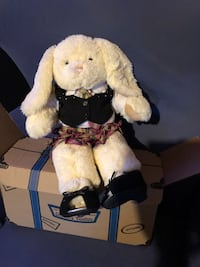 The Bear Factory Rabbit Doll Laval, H7L 6B5