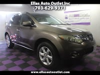 2009 Nissan Murano AWD 4dr S Woodford