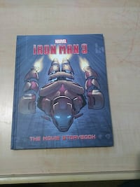 Iron man kid book Texas City, 77590
